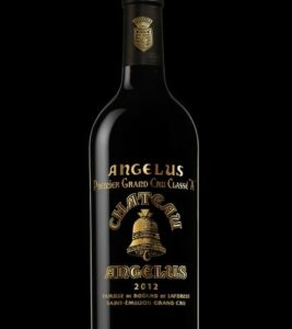 2012 Chateau Angelus special bottle 267x300 Chateau Angelus St. Emilion Bordeaux Wine