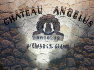 Ang sign 300x225 Chateau Angelus St. Emilion Bordeaux Wine