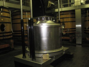 Clinet Vats 300x225 Chateau Clinet Pomerol Bordeaux Wine