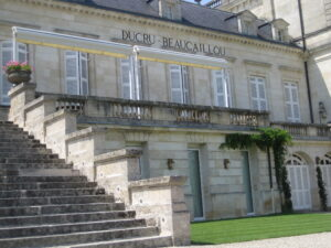 Ducru Fron t sign 300x225 Chateau Ducru Beaucaillou St. Julien Bordeaux Wine Complete Guide