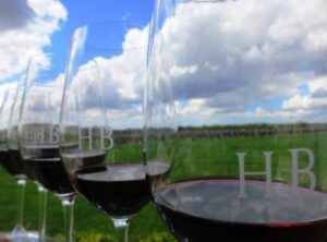 Haut Bailly Glasses2 300x222 How to Visit Bordeaux Top Chateau for the Best Wine Tastings