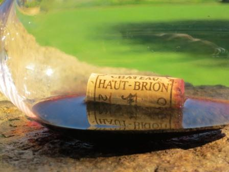 Haut Brion Cork Chateau Haut Brion Graves Pessac Leognan Bordeaux Wine