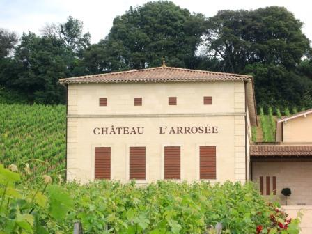 L'Arrosee Chateau