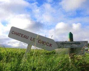 Le Crock Sign 300x240 Chateau Le Crock St. Estephe Bordeaux Wine, Complete Guide
