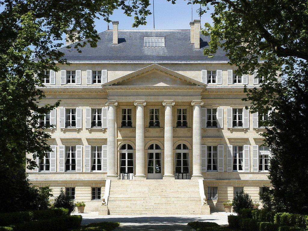 Margaux front Wine Tasting Notes, Ratings