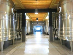 Palmer Vat room 300x224 Chateau Palmer Margaux Bordeaux Wine