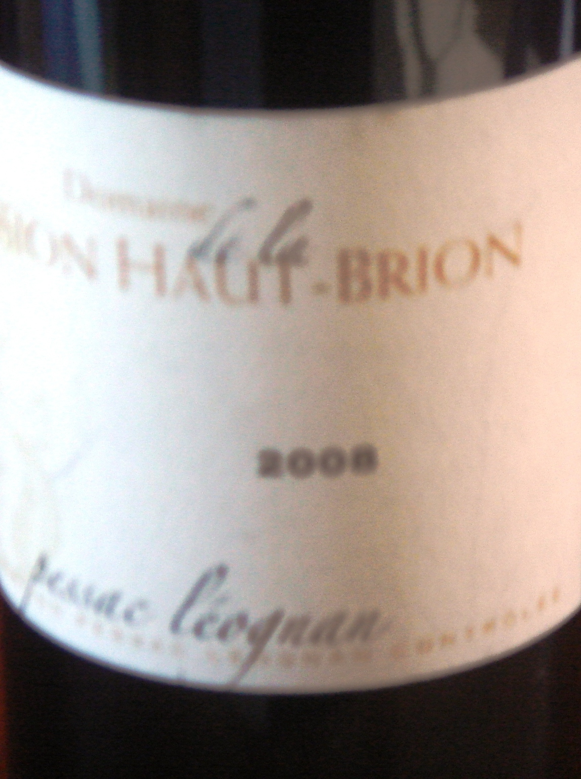 Passion Haut Brion