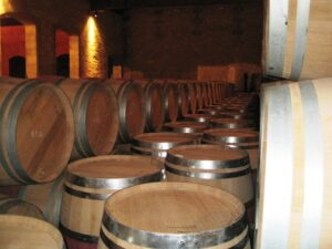 Pontet Canet Barrels 300x225 Pontet Canet Bordeaux Wine Producer Tesseron hits big in 2010