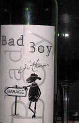 bad boy Jean Luc Thunevin Bad Boy Bordeaux Wine