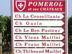 09 Bordeaux Harvest Conseillante Sign 300x225 2009 Pomerol Harvest, The Pomerol Report Chateaux Owners Comment
