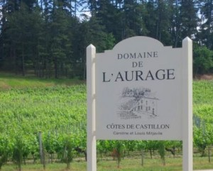 LAurage Cotes de Castillon 300x241 Domaine de lAurage Cotes de Castillon Bordeaux Wine