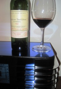 61 trot 207x300 Jean Philippe Delmas Haut Brion and other wines shared over dinner