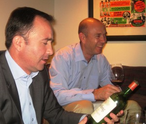 Haut Brion 58 Cab 300x255 Jean Philippe Delmas Haut Brion and other wines shared over dinner