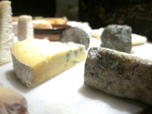 Ledbury Cheese 300x225 Chateauneuf du Pape Rhone Wines in London at The Ledbury