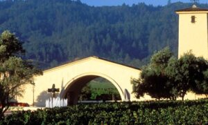 mondavi winery 300x181 Robert Mondavi Winery Napa Valleyt California Wine Cabernet Sauvignon