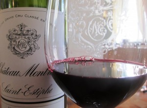 2010 April Montrose 300x221 2010 Chateau Montrose & Tronquoy, Big Dense Tannic, Intense Wine