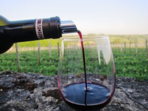2010 Troplong Mondot Wine April 300x225 2010 Troplong Mondot Decadent St. Emilion Bordeaux Wine