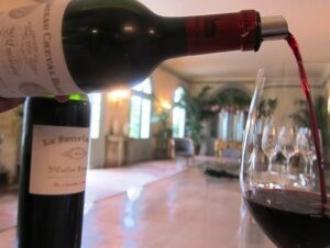 Cheval Blanc 2010 Wine1 300x226 2010 Cheval Blanc, High Prices, Stunning New Cellars in St. Emilion