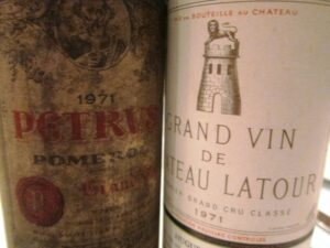 7 blind sept 71 300x225 7 Blind Men Taste Bordeaux Rhone California Wine 1961 2001