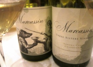 7 blind sept marcassin 300x217 7 Blind Men Taste Bordeaux Rhone California Wine 1961 2001