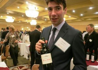 Ronan Laborde displays his 2009 Clinet
