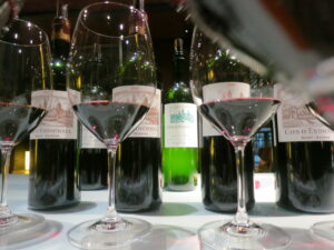 Cos 2011 Bottles 300x225 2011 Cos dEstournel Tasting Notes, interview with Jean Guillaume Prats