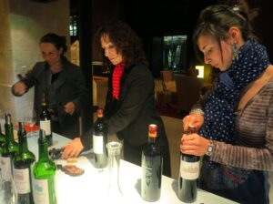 Cos Team1 300x224 2011 Cos dEstournel Tasting Notes, interview with Jean Guillaume Prats