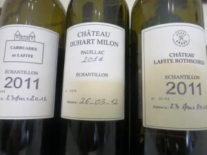 LR 21 300x225 2011 Lafite Rothschild Tasting Notes, Interview with Charles Chevallier