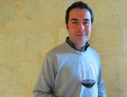2011 Fonplegade Tasting Notes, Interview with Jean Christophe Meyrou