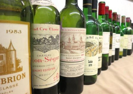 7 Blind Men Taste Bordeaux Wine, Diamond Creek, a Spanish Surprise!