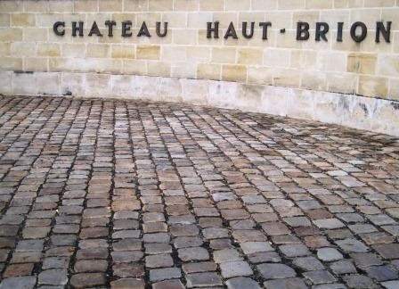 haut brion sign