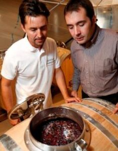 Jean Christophe Meyrou1 235x300 2012 Bordeaux Chateau L'Enclos uses Micro Vinification in Pomerol