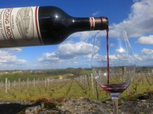 April St. Emilion Troplong flying 300x224 2012 St. Emilion Bordeaux Wine Tasting Notes in Barrel Ratings