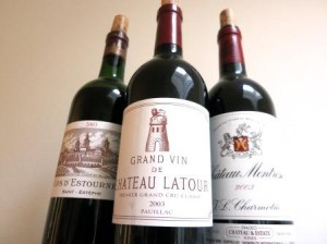 2003 Bordeaux2 300x224 List of the Top Ten Wines of 2013, Plus a Wine Deserving Honorable Mention