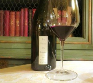 2005 Mordoree Plume 2013 300x269 List of the Top Ten Wines of 2013, Plus a Wine Deserving Honorable Mention