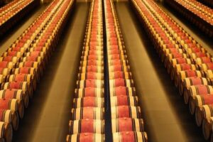 Montrose Barrel Cellar 300x200 Produce, make Red or White Wine in Bordeaux or Other Areas Explained