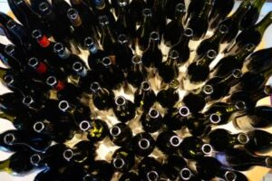 2015 Chateauneuf wine bottles 300x200 All About Chateauneuf du Pape Guide Best Wine Character Style History