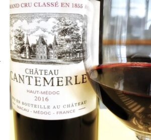 Cantemerle 2016 300x279 2016 Haut Medoc, Medoc Wine Tasting Notes, Ratings