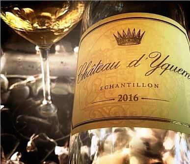 2016 Yquem Sauternes 2016 Sauternes Barsac Report with Tasting Notes, Ratings, Harvest News